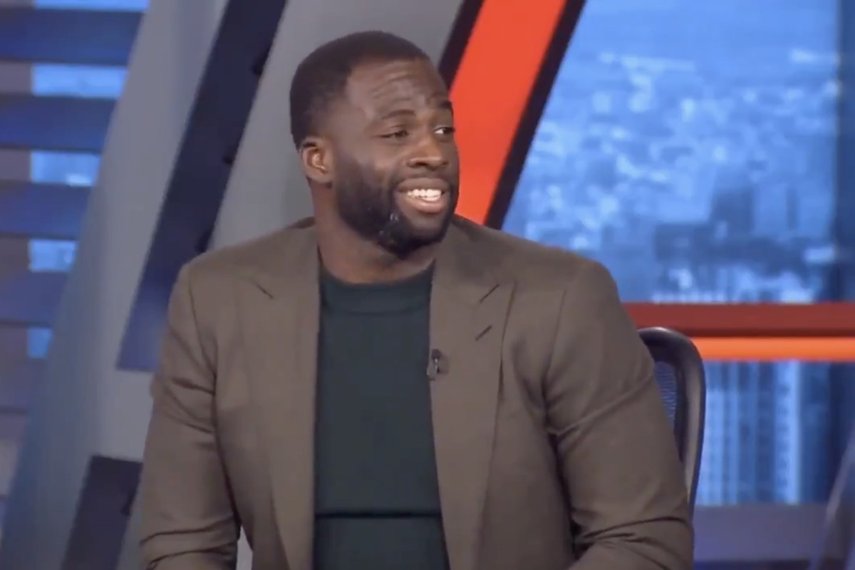 Draymond Green Joins CNN as Contributor - THE SPORTS ROOM