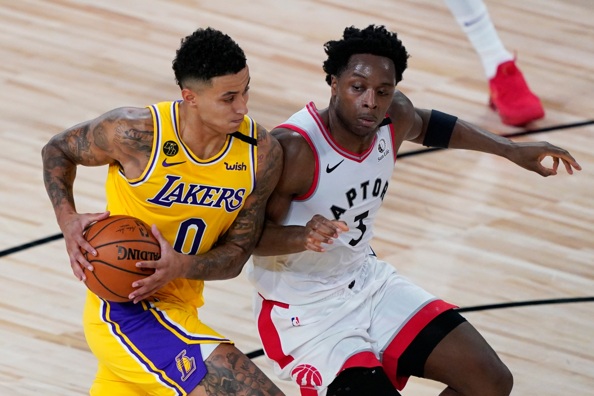 NBA Results 1st August : Lakers disappoint versus champions Raptors, Clippers annihilate the Pelicans and more - THE SPORTS ROOM