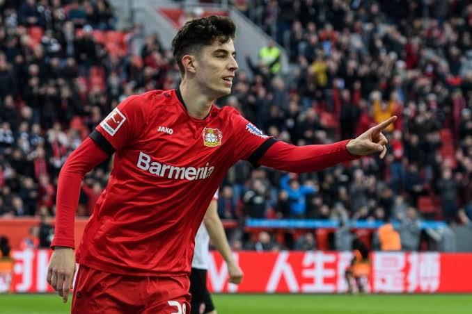 Take it or leave it: Leverkusen not willing to reduce asking price of Kai Havertz for Chelsea - THE SPORTS ROOM