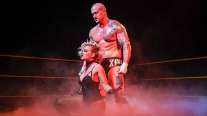 NXT Champion Karrion Kross relinquishes title after suffering injury - THE SPORTS ROOM