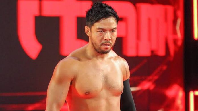 NJPW star Kenta terms his WWE stint 'frustrating', desires a bout with CM Punk - THE SPORTS ROOM