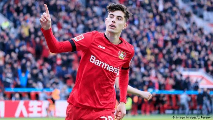 Kai Havertz transfer confirmed...to Heracles Almelo? - THE SPORTS ROOM