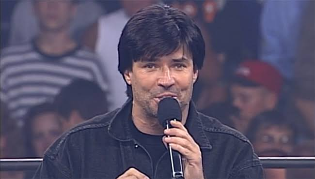 Eric Bischoff outlines the issues of modern wrestling entertainment - THE SPORTS ROOM