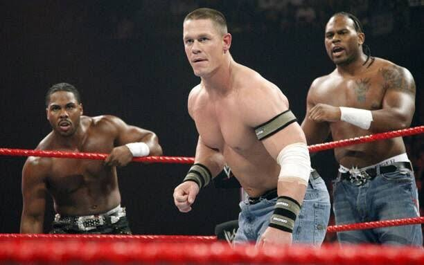 I learned a lot from him: JTG recounts working with John Cena - THE SPORTS ROOM