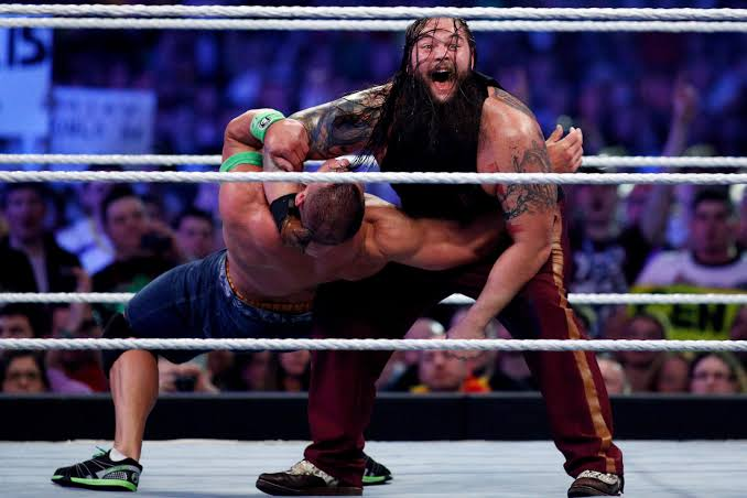 Bray Wyatt opens up on Summerslam debut, rubbing shoulders with John Cena - THE SPORTS ROOM
