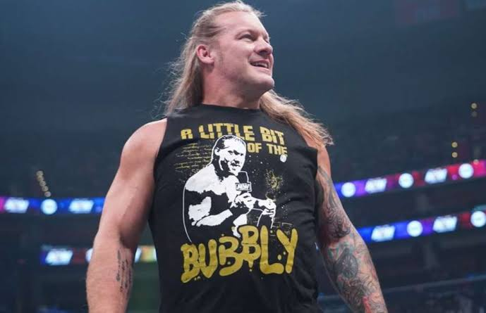 Chris Jericho the COVID God? The AEW icon hurls back at fan - THE SPORTS ROOM