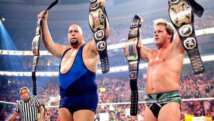 Chris Jericho names his all time favourite Tag Team partner - THE SPORTS ROOM