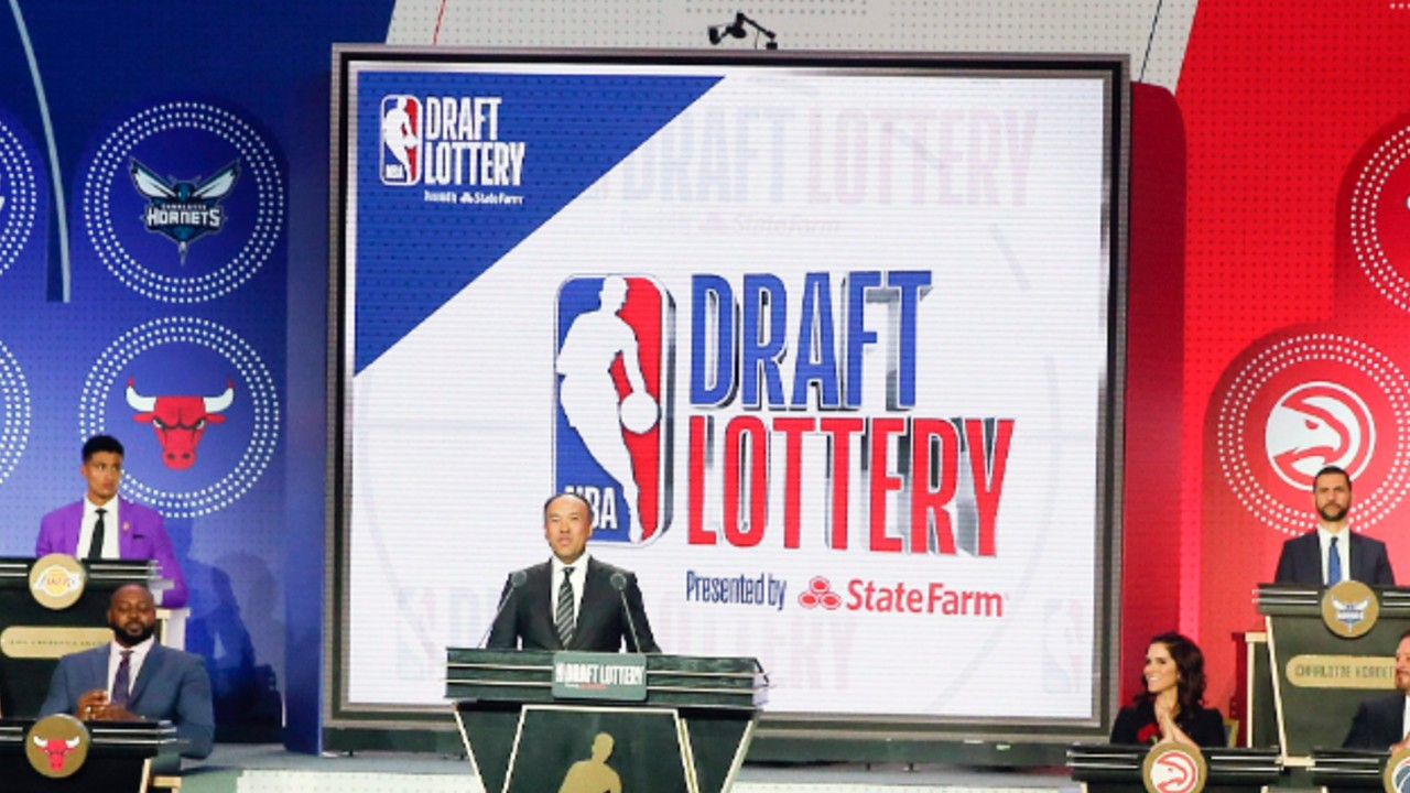 Minnesota Timberwolves win NBA draft lottery, will pick No. 1 overall in NBA draft - THE SPORTS ROOM