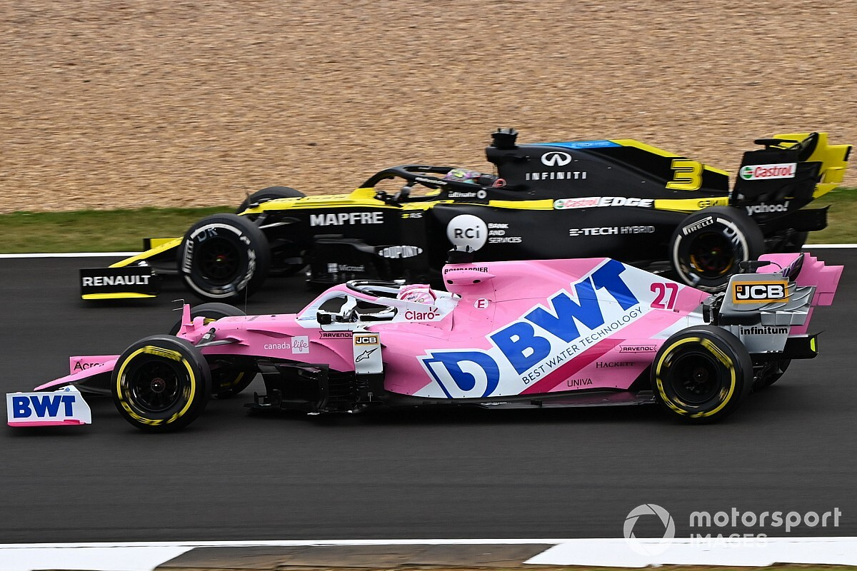 Renault withdraws appeal against Racing Point verdict - THE SPORTS ROOM