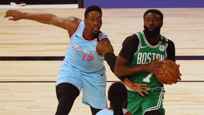 Kemba Walker was given more game time vs the Heat in the NBA bubble.