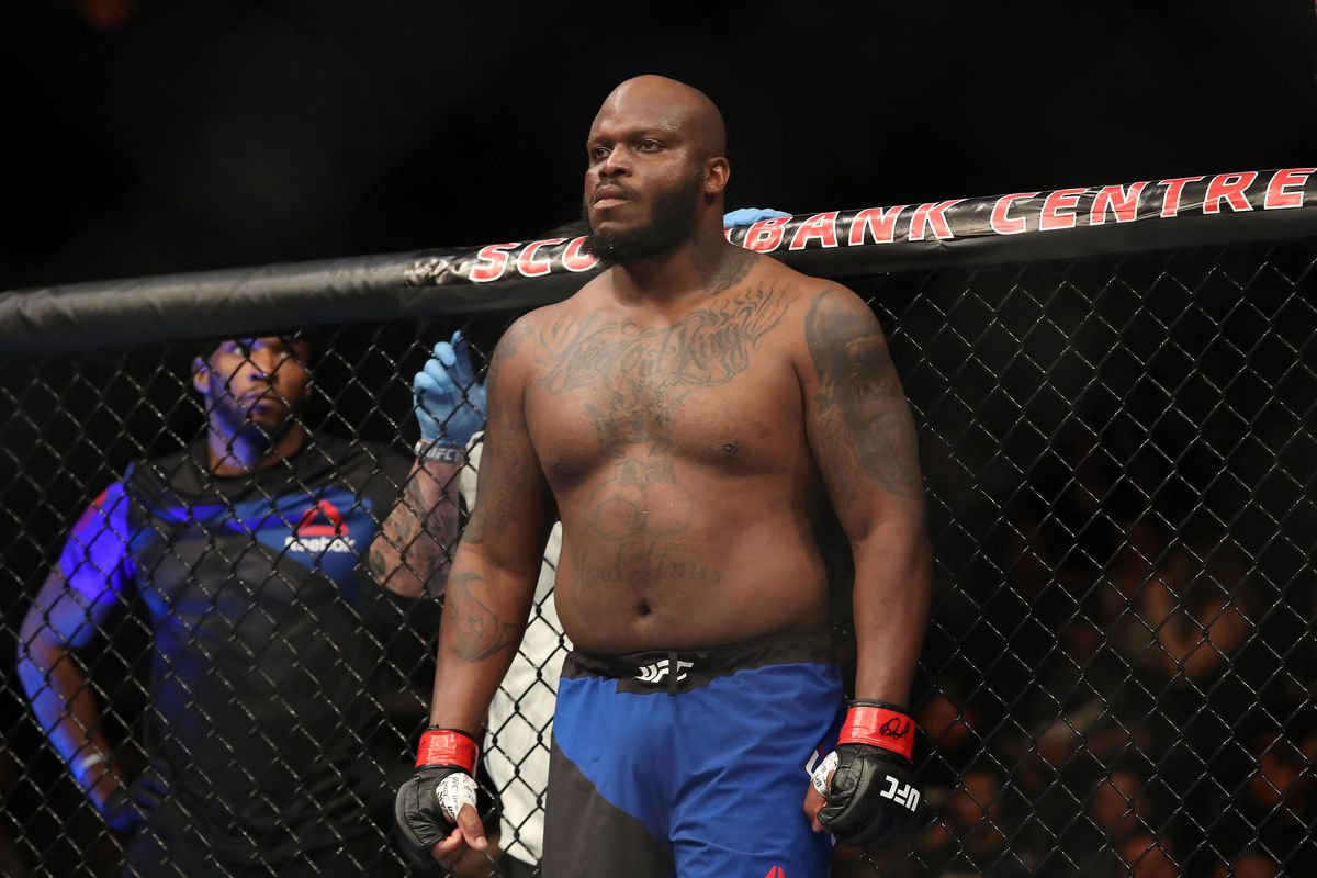 Derrick Lewis : Next fight, Where is he from, height, MMA record, Net Worth - THE SPORTS ROOM