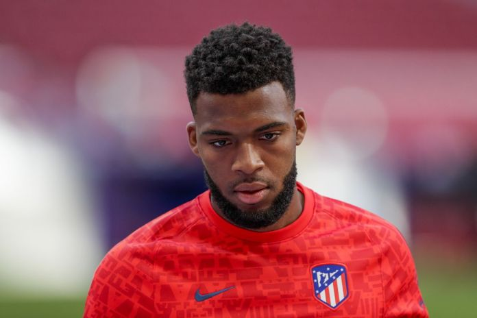 Bayern Munich pursuing Atletico midfielder Thomas Lemar - THE SPORTS ROOM