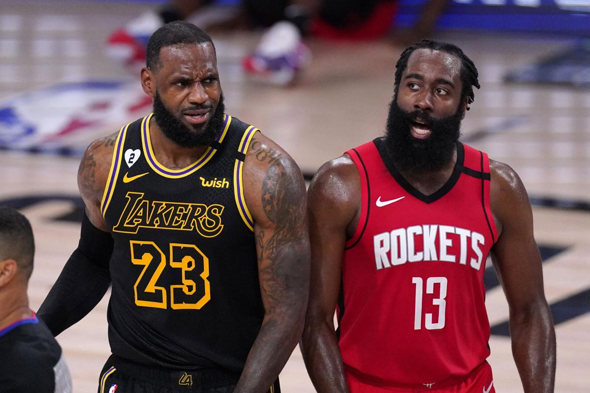 NBA Playoffs: LeBron James overpowers Rockets to tie series, Bucks stay alive despite Giannis Antetokounmpo injury - THE SPORTS ROOM