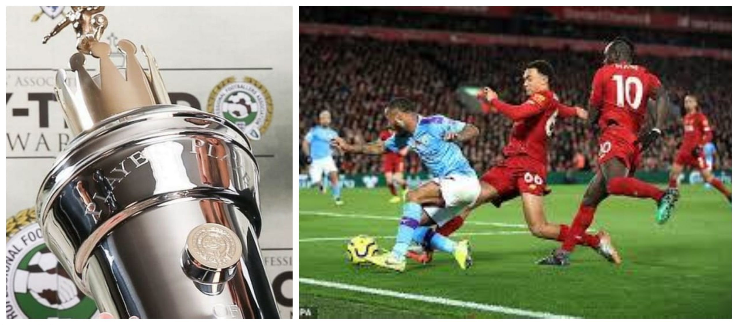 Nominees For The Pfa Player Of The Year Award Announced
