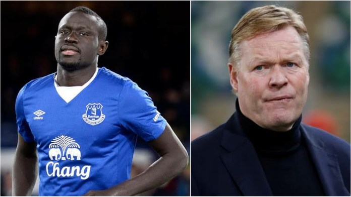 Former Everton striker Oumar Niasse reveals receiving harsh treatment from Ronald Koeman - THE SPORTS ROOM
