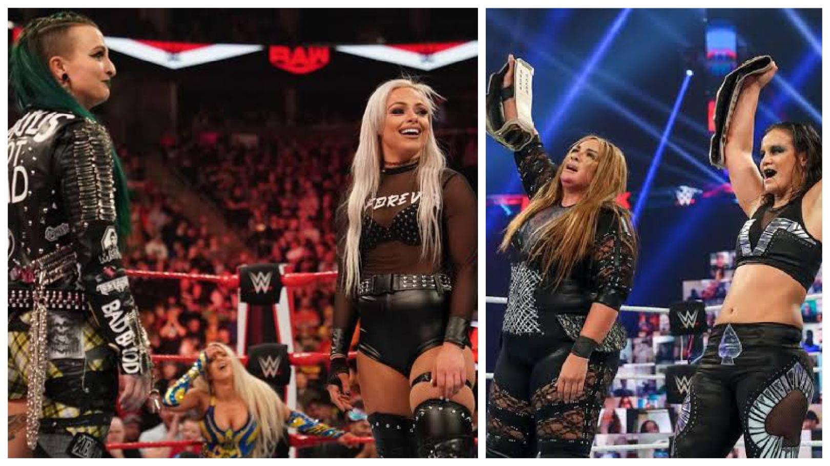 WWE , Riott Squad