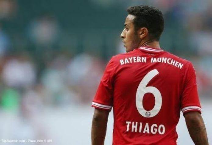 Acquire Alcântara: Bayern midfielder Thiago set for a €30 Million switch to Liverpool - THE SPORTS ROOM