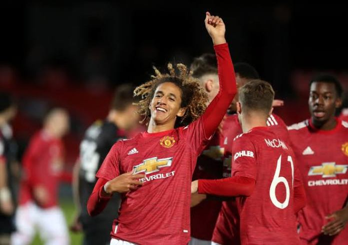 Meet Hannibal Mejbri, the 17 year old prodigy at the Old Trafford! - THE SPORTS ROOM