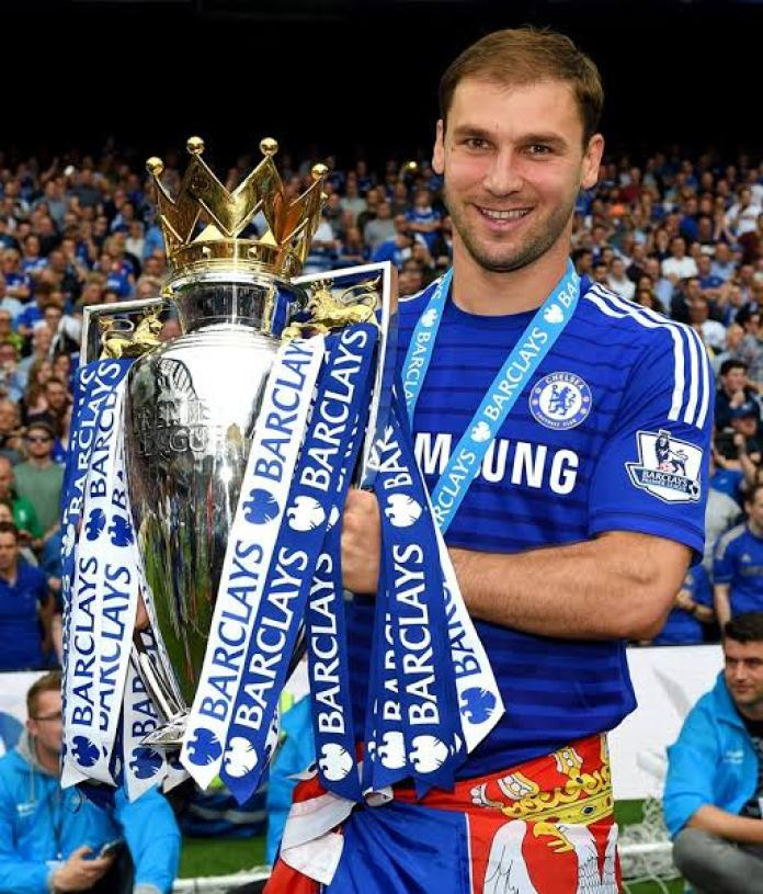 Former Chelsea defender Branislav Ivanovic set to return to Premier League - THE SPORTS ROOM