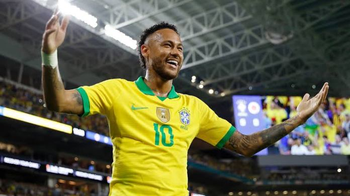 It's official: Neymar announces his tie-up with Puma - THE SPORTS ROOM