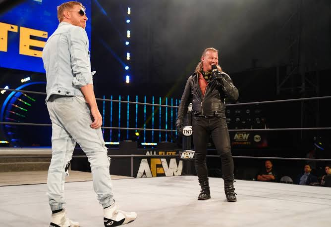 Tyler Breeze wants to have a bout with AEW star Orange Cassidy - THE SPORTS ROOM