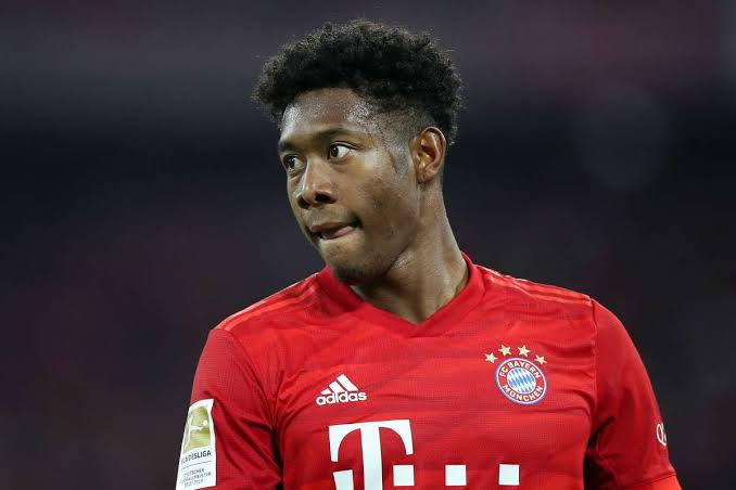 David Alaba expected to leave for free next summer following impasse in contract negotiations - THE SPORTS ROOM