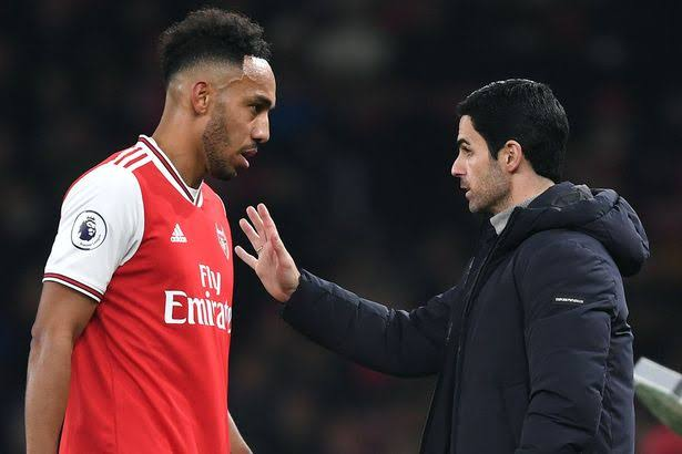 Mikel Arteta says what motivates him at the Arsenal helm - THE SPORTS ROOM