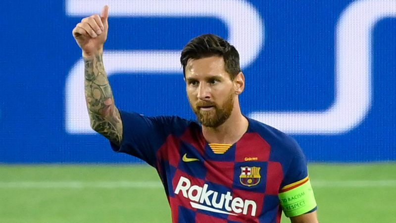 Messi stays: Camp Nou breathes a sigh of relief as the messiah and his shrine reunite - THE SPORTS ROOM
