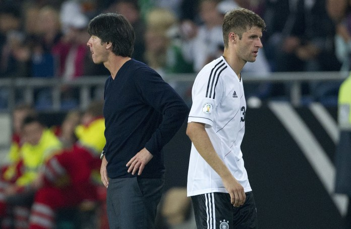 No more Raumdeuter? Toni Kroos claims Thomas Müller's international career is gone for good - THE SPORTS ROOM