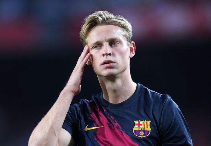 A chaotic case: Barcelona playmaker Frenkie de Jong opens up about the current turmoil at Camp Nou - THE SPORTS ROOM