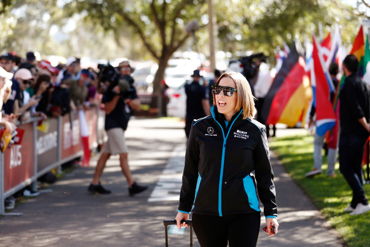 Formula 1 : Claire Williams and Williams family to step aside from F1 Team - THE SPORTS ROOM