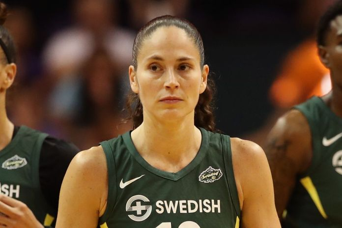 Sue Bird believes prevalence of 'black, gay, tall' players in WNBA thwarts its popularity - THE SPORTS ROOM