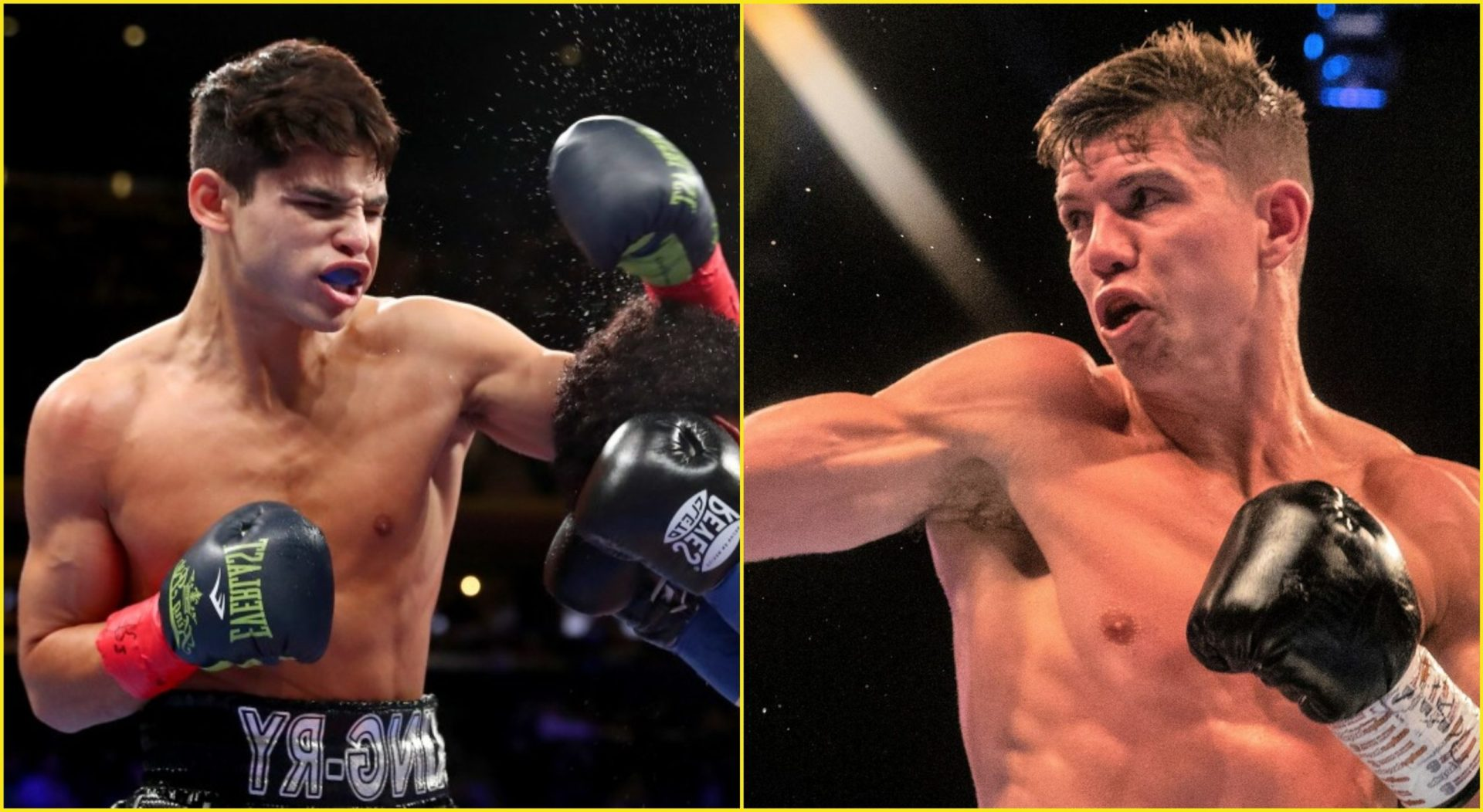 Ryan Garcia vs Luke Campbell scheduled for December 5 - THE SPORTS ROOM