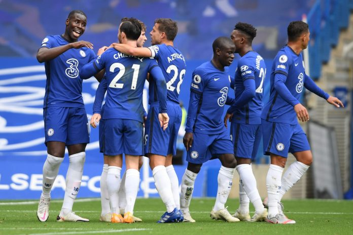 We are all hungry to win trophies: Ben Chilwell lauds Chelsea's team game after 4-0 Crystal Palace decimation - THE SPORTS ROOM