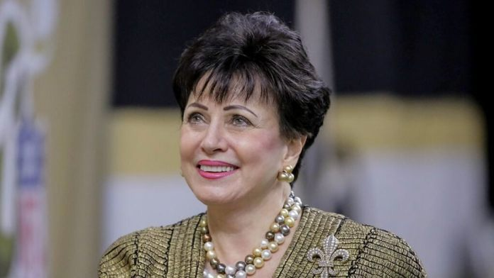 Saints and Pelicans owner Gayle Benson suffers attempted auto theft - THE SPORTS ROOM