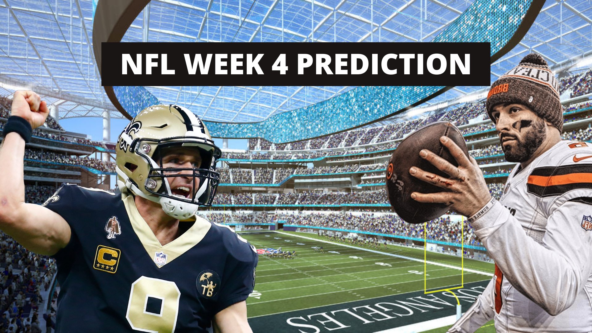 NFL Week 4 betting odds, predictions and expert picks - THE SPORTS ROOM
