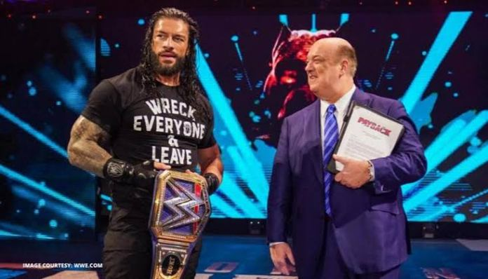 Paul Heyman drops massive hint of possible The Rock-Roman Reigns bout at Wrestlemania - THE SPORTS ROOM