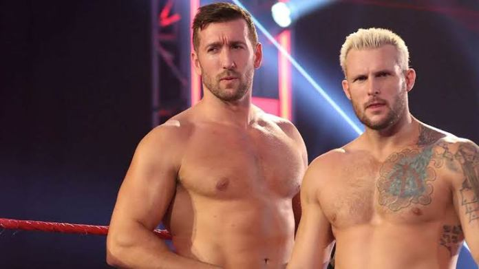 Former Raw icon Brendan Vink changes name, set to move to NXT - THE SPORTS ROOM