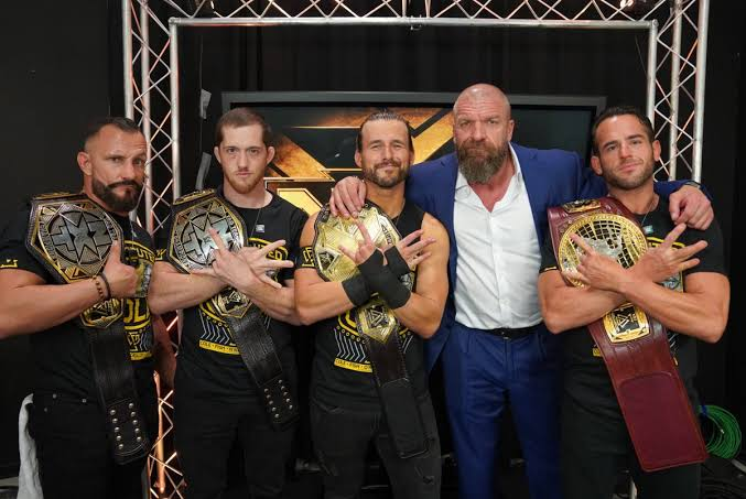 Bobby Fish names the wrestler with the 'best mind' in the professional wrestling scene - THE SPORTS ROOM