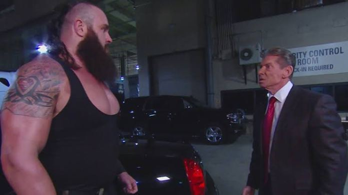 Braun Strowman recalls how Vince McMahon guided him away from a path of darkness - THE SPORTS ROOM