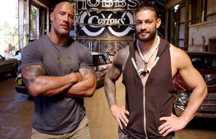 Booker T wants WWE to consider SmackDown star as an opponent for Roman Reigns instead of The Rock - THE SPORTS ROOM