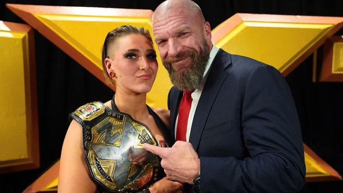 Rhea Ripley outlines how Triple H has motivated her from past to present - THE SPORTS ROOM