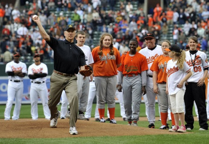 Joe Biden invited by Washington Nationals to throw the ceremonial 1st pitch - THE SPORTS ROOM