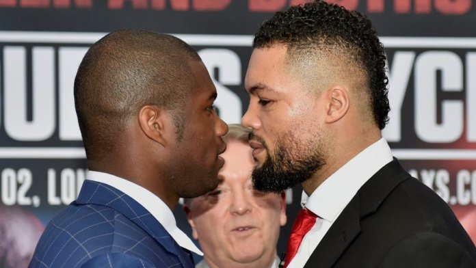 Daniel Dubois hopeful of a victory over Joe Joyce, doesn't bother if its early or late - THE SPORTS ROOM