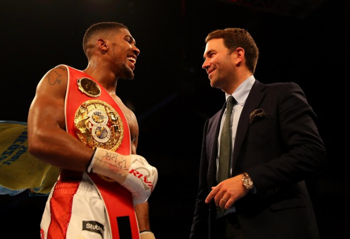 Lerrone Richards pens multi-fight deal with Matchroom Boxing - THE SPORTS ROOM