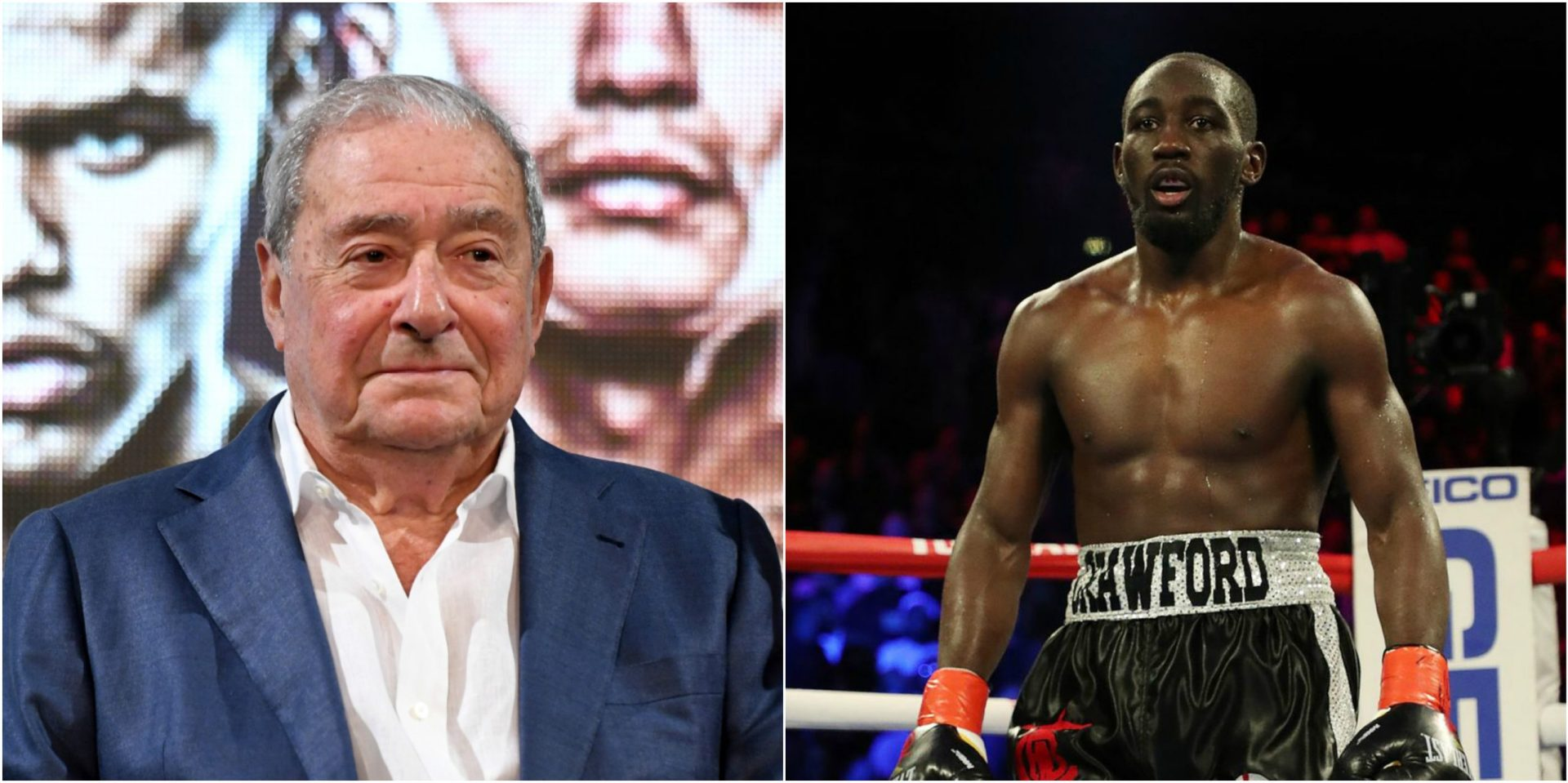 Despite massive backlash, Bob Arum holds firm on his comments towards Terence Crawford - THE SPORTS ROOM