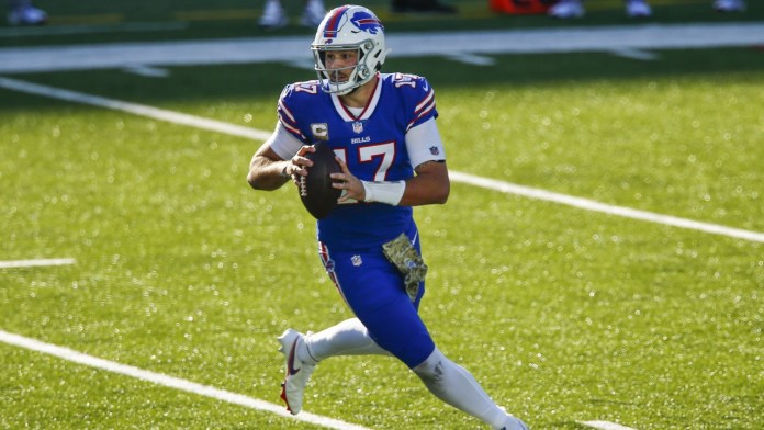 Bills fans raise $500k in charity to honour the late grandmother of Josh Allen - THE SPORTS ROOM