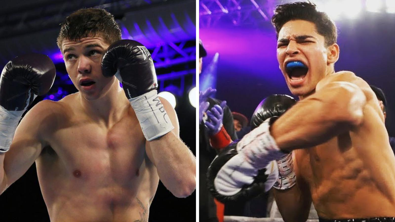 Luke Campbell tests positive for COVID-19, fight with Ryan Garcia postponed - THE SPORTS ROOM