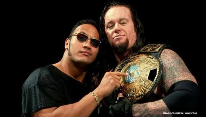 The Rock recalls The Undertaker 'having his back' while others tried to put him down - THE SPORTS ROOM
