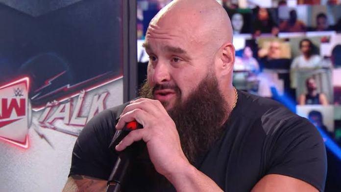 Braun Strowman wants Drew McIntyre in Team Raw for Survivor Series - THE SPORTS ROOM